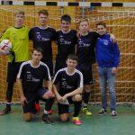 Hallenturnier 2018 Sieger B-Junioren FG Marktbreit/Martinsheim