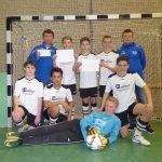 Hallenturnier 2018 Sieger C-Junioren FG Marktbreit/Martinsheim