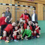 Hallenturnier 2018 Sieger E1-Junioren SG Gülchsheim