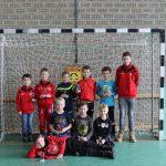 Hallenturnier 2018 Sieger F-Junioren TSV Burgbernheim